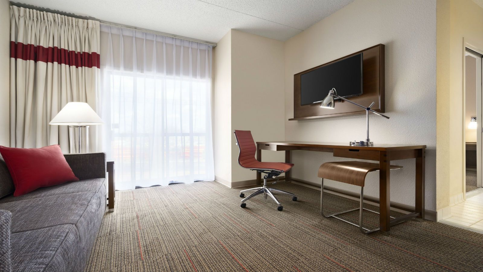 North Raleigh Accommodations - Accessible Suite
